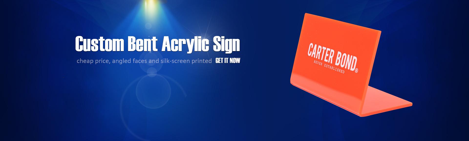 Acrylic Logo Signs