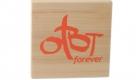 Custom Wooden Logo Block
