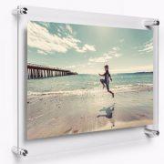 acrylic wall frame