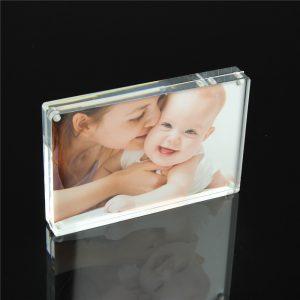 Acrylic 5x7 Magnetic Photo Frame